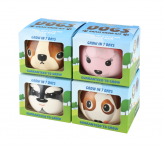 - Adopt a Dog set of 4